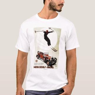 T-shirt L'Allemagne - sauter de skieur