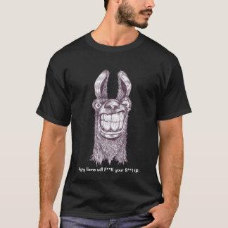 T-shirt Lama fâché