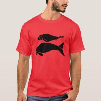 T-shirt Lamantins