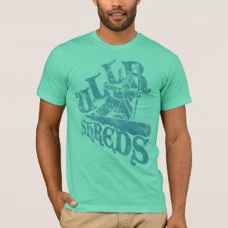 T-shirt Lambeaux d'Ullr - VERT