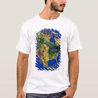 T-shirt L'Amérique du Nord