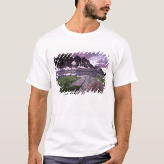 T-shirt L'Amérique du Nord, Canada, Alberta, jaspe