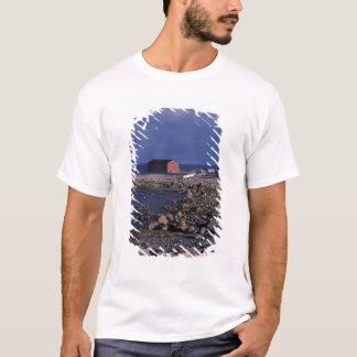 T-shirt L'Amérique du Nord, Canada, Terre-Neuve, Gros