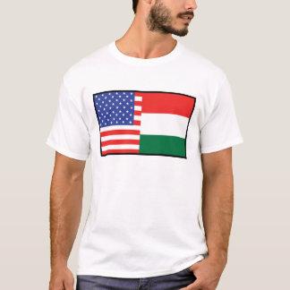 T-shirt L'Amérique Hongrie