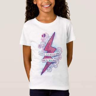 T-Shirt L'amour du charme | de Harry Potter laisse sa