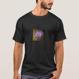T-shirt l'ampoule suscite l'anglais électrique
