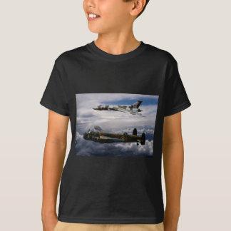 T-shirt Lancaster et Vulcan XH558