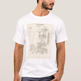 T-shirt Lancaster, ville de Lancaster