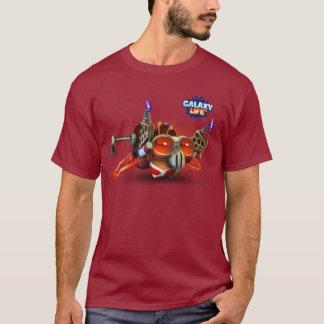 T-shirt Lance-flammes