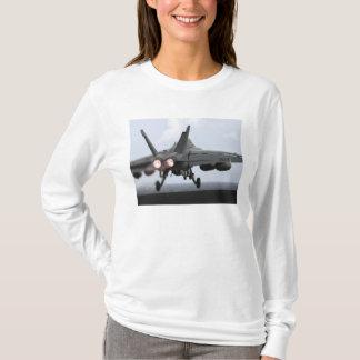 T-shirt Lancements superbes d'un frelon de F/A-18E