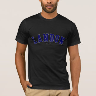 T-shirt Landon