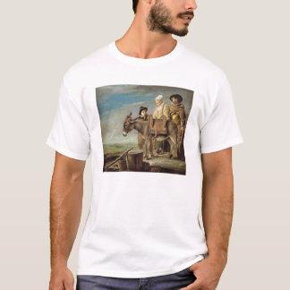 T-shirt L'âne (huile sur la toile)