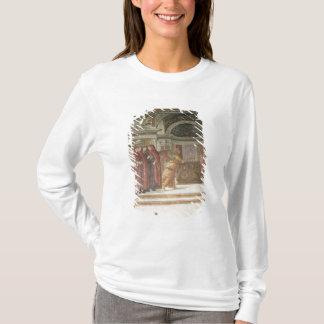T-shirt L'ange apparaissant à St Zacharias dans