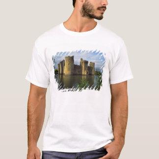 T-shirt L'Angleterre, le Sussex, château de Bodiam