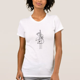 T-shirt Langue d'âme