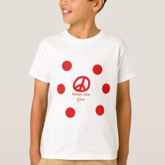 T-shirt Langue de Farsi et conception persanes de symbole