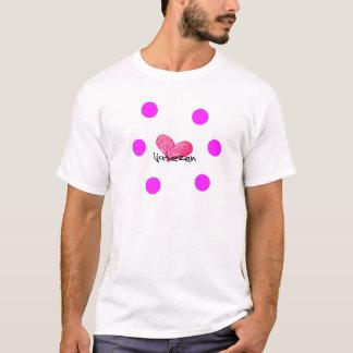 T-shirt Langue slovène de conception d'amour
