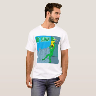 T-shirt L'anguille humaine