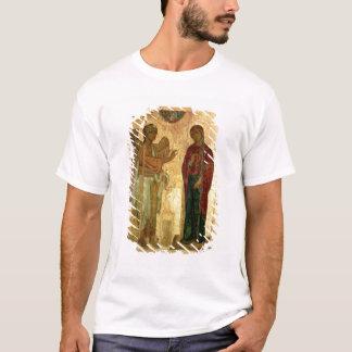 T-shirt L'annonce d'Ustiug, c.1130-40 (tempera sur la