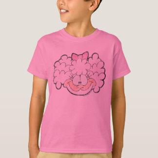 T-shirt Lanoline la chemise de l'enfant d'agneau