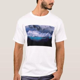 T-shirt L'Antarctique, baie de paradis. Iceberg dans le