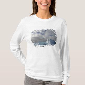 T-shirt L'Antarctique, détroit de Bransfield, le soleil