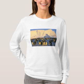 T-shirt L'Antarctique, péninsule antarctique, mer de