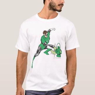 T-shirt Lanterne verte avec la lanterne 2