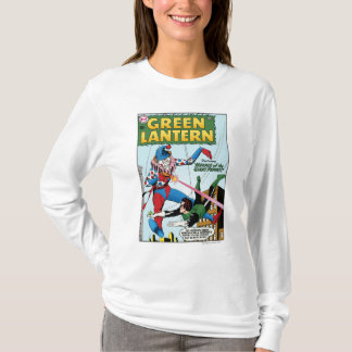 T-shirt Lanterne verte contre le clown