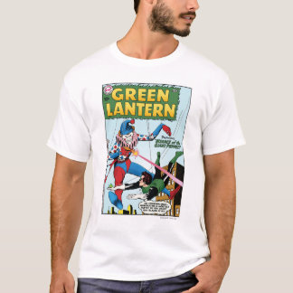 T-shirt Lanterne verte contre le clown