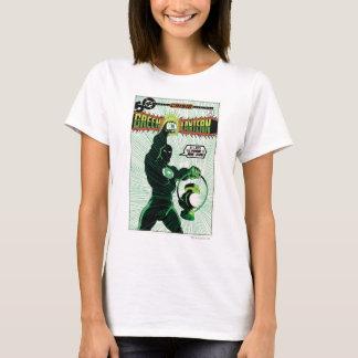 T-shirt Lanterne verte - lanterne rougeoyante