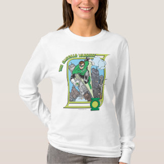 T-shirt Lanterne verte - le guerrier vert