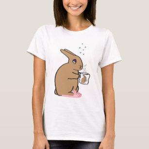 Bunny-Animal-Cadeau J/'aime mon Lapin T-shirt homme-Lièvre-Pet-Animaux
