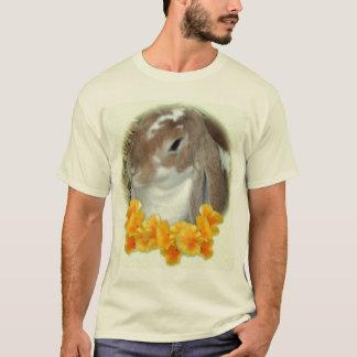 T-shirt Lapin de visage de bébé