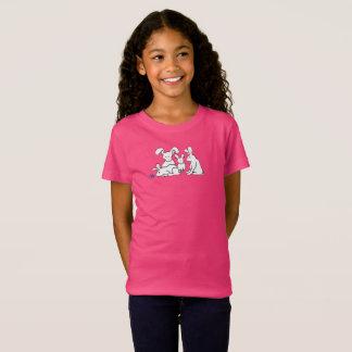 T-Shirt Lapin et lapins