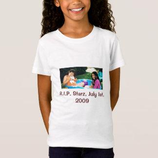 T-Shirt lapins, R.I.P. Starz, le 1er juillet 2009
