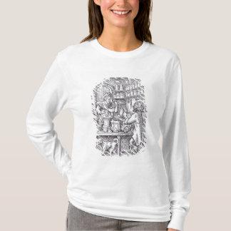 T-shirt L'apothicaire, édité par Hartman Schopper