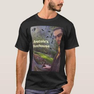 T-shirt L'appartement terrasse d'Anatole (les lettres