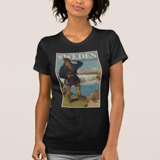 T-shirt Lappland Suède