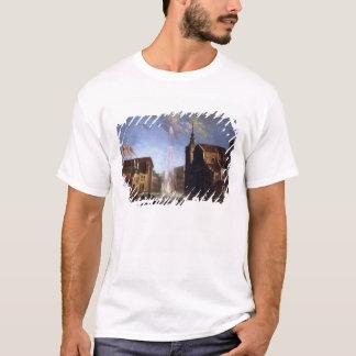T-shirt L'approvisionnement en eau en Lozoya à la fontaine