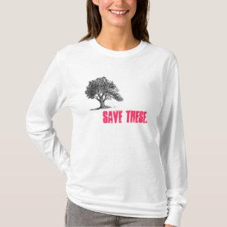 T-shirt l'arbre 2, sauvent ceux-ci
