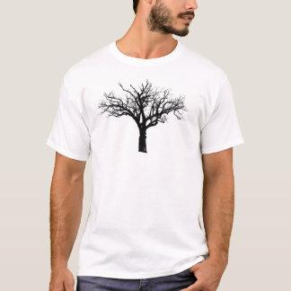 T-shirt L'arbre de George Washington - blanc