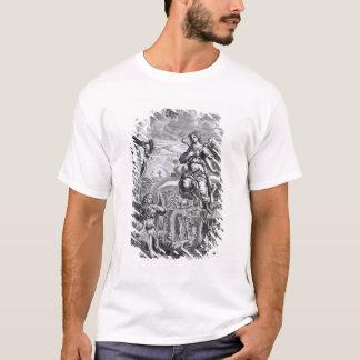 T-shirt L'archange Uriel informe Gabriel