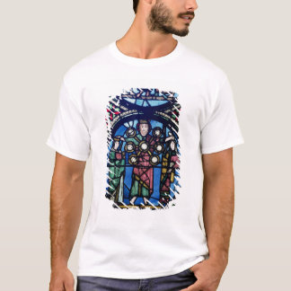 T-shirt L'arche de la fenêtre d'engagement, coordonnée de