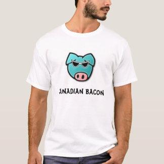 T-shirt Lard canadien, lard canadien