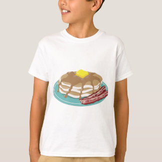 T-shirt Lard de crêpes