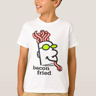 T-shirt Lard frit