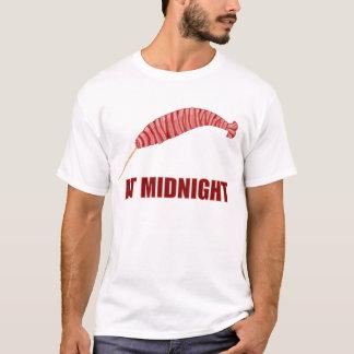 T-shirt Lards de Narwhal à minuit