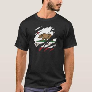T-shirt Larme 1 de République de la Californie