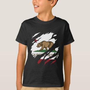 T-shirt Larme 3 de République de la Californie